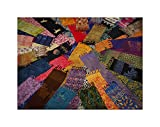 Assorted Rayon Scarf - Assorted Bestseller Design