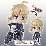 一番くじ Fate/Zero PART1 A賞 きゅんキャラ&でふぉめか セイバーセット フィギュア 単品