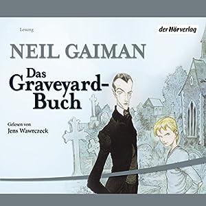 Das Graveyard-Buch Hörbuch