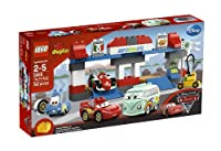 LEGO Cars The Pit Stop 5829 from LEGO