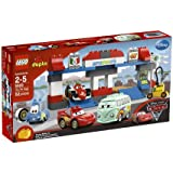 LEGO Cars The Pit Stop 5829