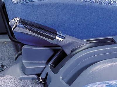 ナポレックス(NAPOLEX) LEVOC(レボック) サイドブレーキカバー カーボン柄 LV-701
