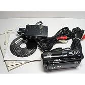 SONY デジタルHDビデオカメラレコーダー CX180 ブラック HDR-CX180/B