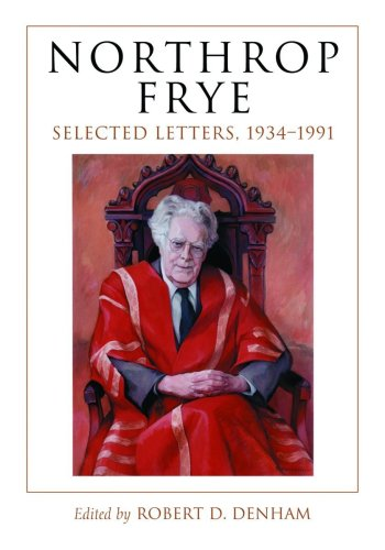 northrop frye four essays