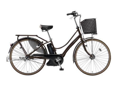 YAMAHA(ヤマハ) PAS アミ 26インチ 電動自転車 2011年モデル ダークブラウン PM26A