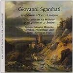 Sgambati - Symphonie n� 1 / Concerto...