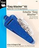 """Dritz Snap Fastener Attacher Kit - """"Easy Attacher"""""""