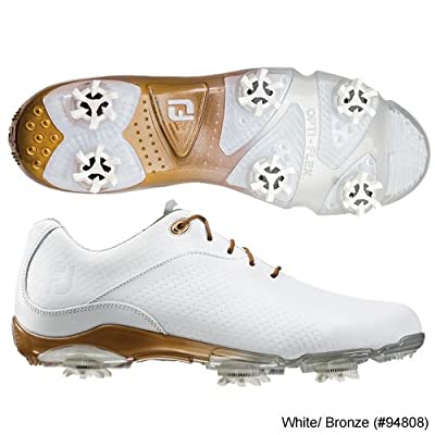 FootJoy DNA Golf Shoes 2015 Ladies White Wide 8