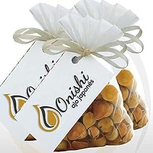 Ajo Japones 3pack Offer (3x3 Oz Bags) / Japanese Garlic