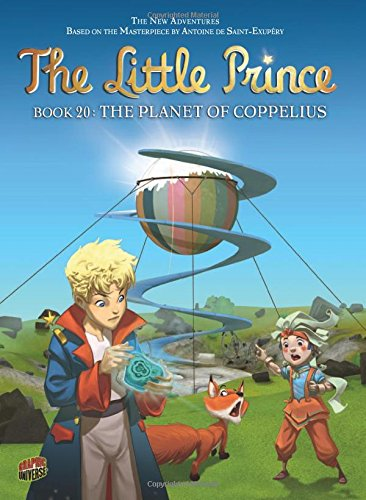 The Little Prince 20: The Planet of Coppelius