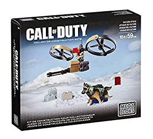 Mega Bloks Call of Duty Vulture Attack Building Set