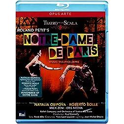 Roland Petit's Notre Dame de Paris [Blu-ray]