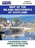 Inland Waterways of Scotland Map (Imray)