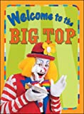 Welcome to the Big Top (Wildcats - Cougars) (B13) (0790124785) by Griggins, Sharon