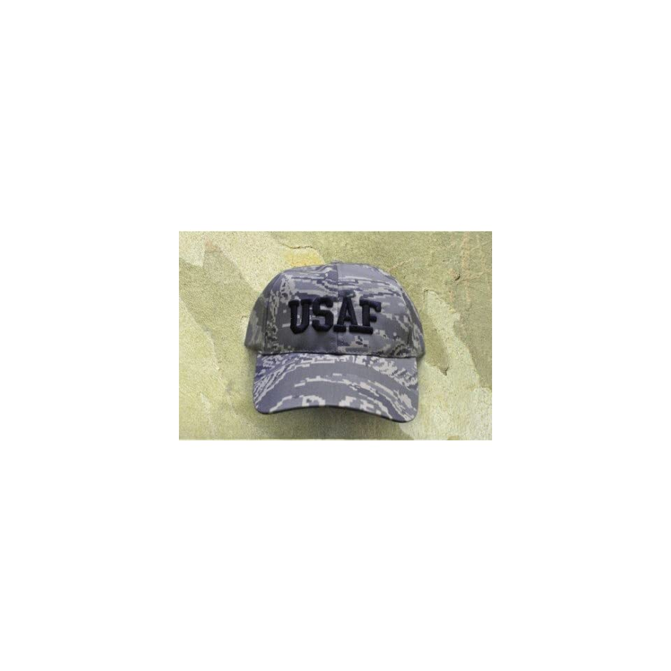 Air Force Adult ABU Camo 3D Embroidered Cap on PopScreen 0e5bd7be87c0