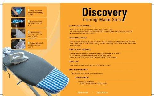 discovery wonder ironing board pad