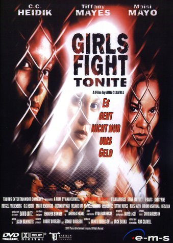 Girls Fight Tonite / Chick Street Fighter (German Release)