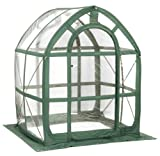 Search : Flower House FHPH155CL PlantHouse 5 Pop-Up, Clear