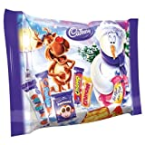 Cadbury Medium Snowman Selection Pack (Box of 20)