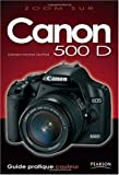 echange, troc Gérard Michel-Duthel - Zoom sur Canon EOS 500D
