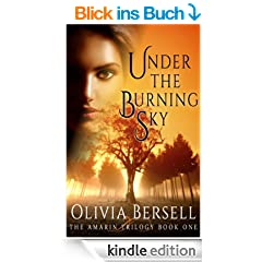 Under The Burning Sky (The Amarin Trilogy Book 1) (English Edition)