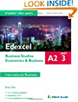 Edexcel A2 Business Studies/Economics...