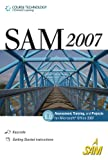 img - for SAM 2007 Assessment, Projects, and Training v6.0 Printed Access Card book / textbook / text book