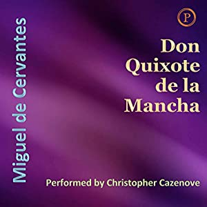 Don Quixote de la Mancha Audiobook