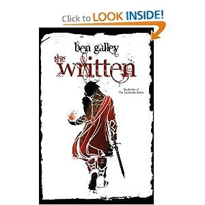 The Written - Special Edition (Emaneska Series) Ben Galley