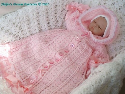 Snuggly Sleeping Bag Baby Crochet Pattern 41 USA