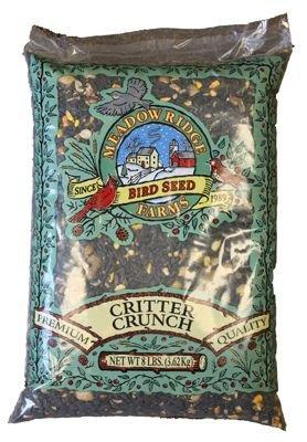 Jrk Seed & Turf Supply B110408 8LB Critter Crunch - Quantity 1