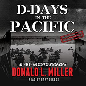D-Days in the Pacific Audiobook