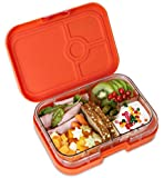 Yumbox Leakproof Bento Lunch Box Container (Zucca Orange) for Kids & Adults