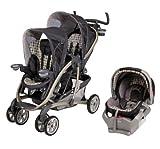 Graco Quattro Tour Duo Inline Baby Stroller