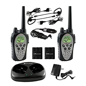 Amazon - Midland Waterproof 30-Mile GMRS 2-Way Radios - $49.99