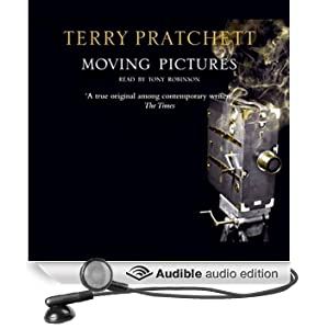Moving Pictures: Discworld, Book 10 (Unabridged)
