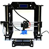 HICTOP Prusa I3 3D Desktop Printer[SOLD ONLY BY HIC Technology] DIY High Accuracy CNC Self-assembly Tridimensional 270*200*170cm printing size