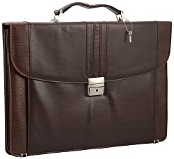 Organization Eco-Friendly Multi-Function Breif Case, Brown (45-9133)