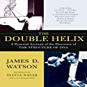 The Double Helix: A Personal Account of the Discovery of the Structure of DNA Audiobook by James D. Watson Narrated by Grover Gardner, Roger Clark