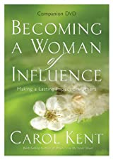 Becoming a Woman of Influence Companion DVD, Making a Lasting Impact on Others