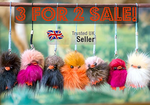 3-for-2-small-fur-cute-chick-baby-duck-keyring-pompom-charm-animal-fur-unique-gift-cute-chain-fox-fe