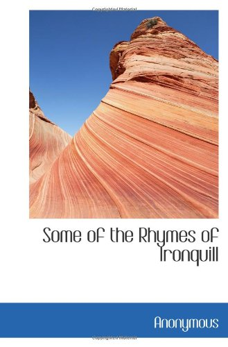 Some Of The Rhymes Of Ironquill front-495535