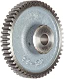 Boston Gear Spur Gear, 14.5 Degree Pressure Angle, Cast Iron, Inch, 16 Pitch