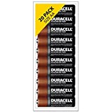 Duracell Alkaline Duralock Batteries AA 20 Pack + FREE Storage Case Clamshell Blister Pack