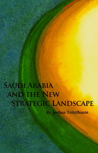 Saudi Arabia and the New Strategic Landscape (Herbert and Jane Dwight Working Group on Islamism and the International Order)