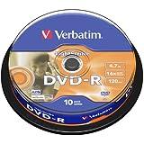 30 (3x 10) Verbatim Lightscribe DVD-R Rohlinge Spindel