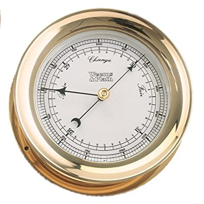Weems & Plath Admiral Collection Barometer from Weems & Plath