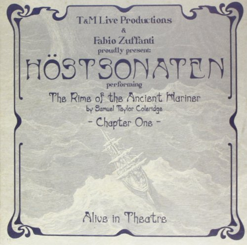 Alive in Theatre:the Rime of the Ancient Mariner - Chapter One CD+ DVD