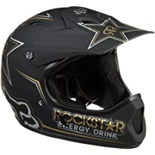 Fox Men's Rockstar Rampage Helmet Matte Black Large
