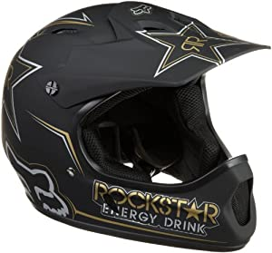 Fox Mens Rockstar Rampage Helmet by Fox Racing